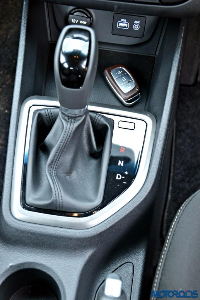 Hyundai Creta Automatic Transmssion (2)