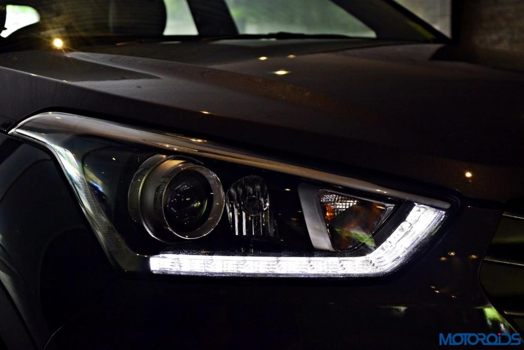 Hyundai Creta DRL