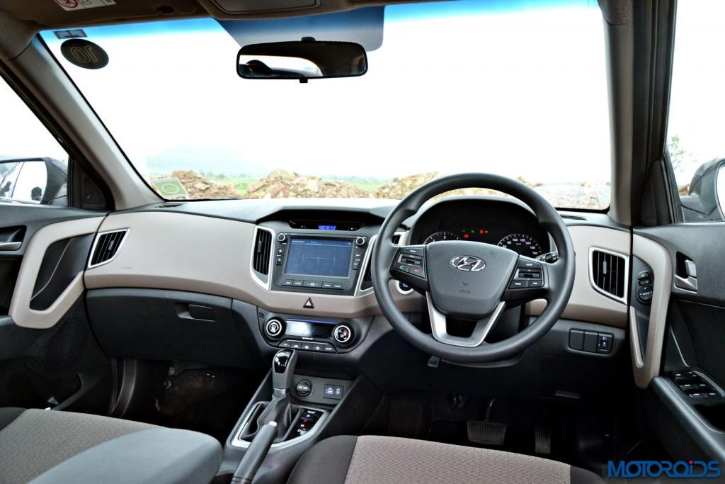 Hyundai Creta Dashboard (2)