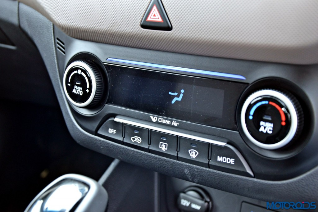Hyundai Creta FATC controls (1)