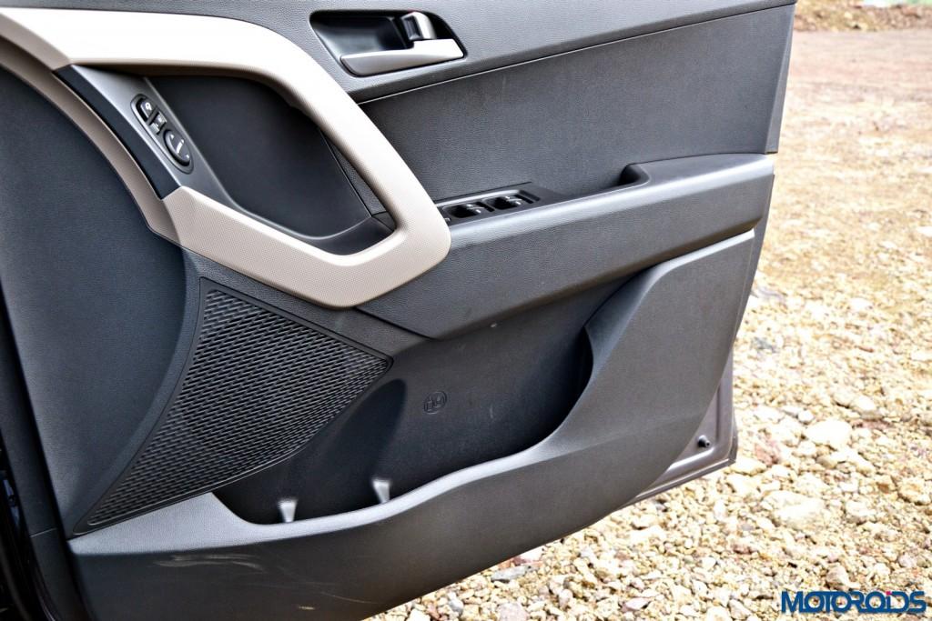 Hyundai Creta Front Door Pad