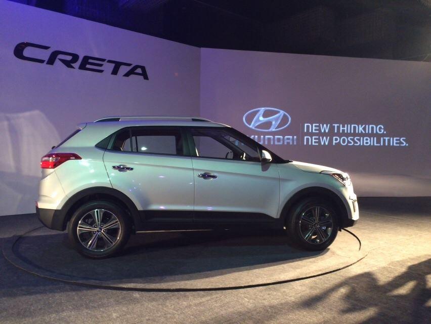 Hyundai Creta India launch (1)