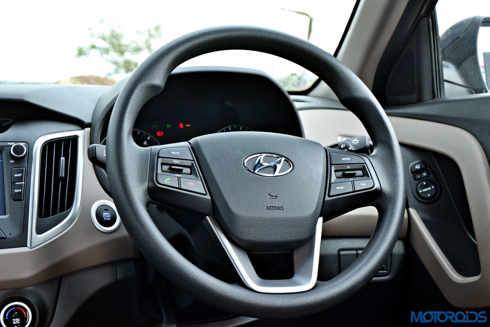 Hyundai Creta 1.6 CRDi AT / MT Review : Silken Sock ...