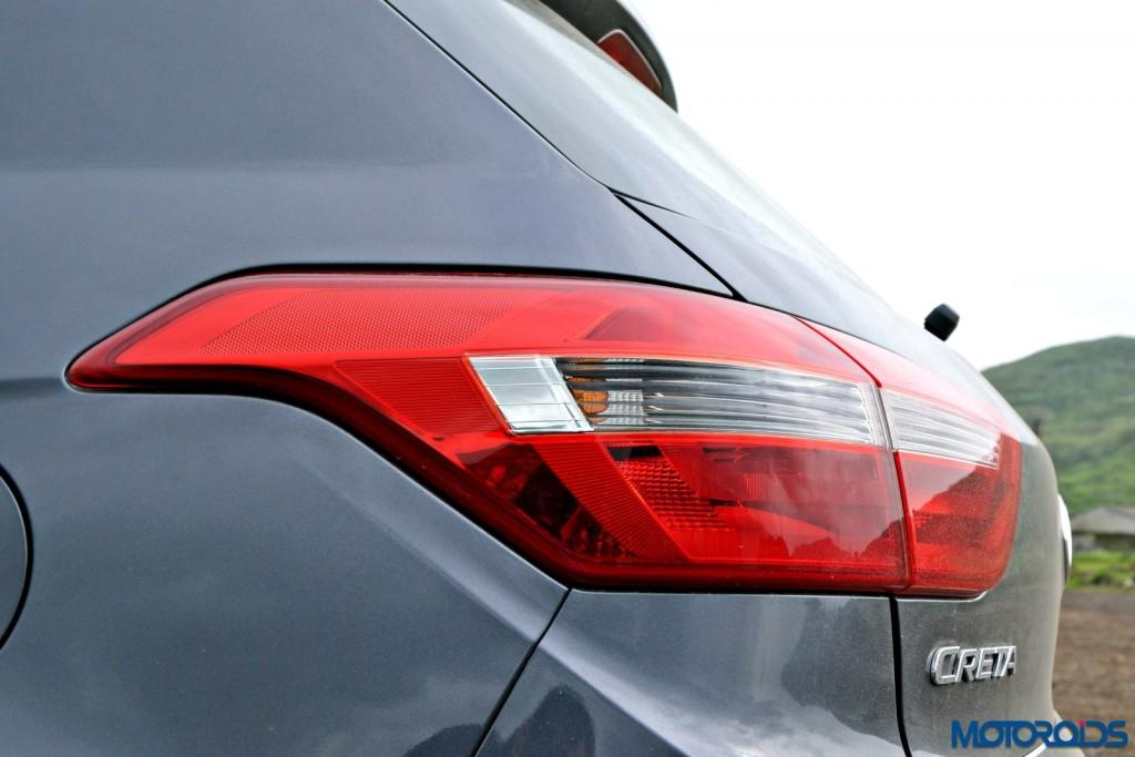 Hyundai Creta Tail lamps (2)