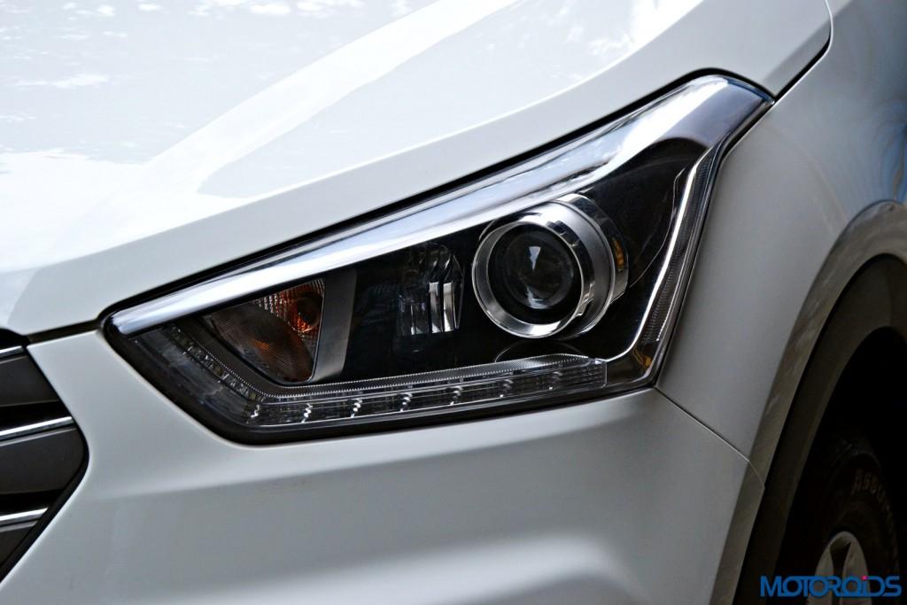 Hyundai Creta headlamps (1)