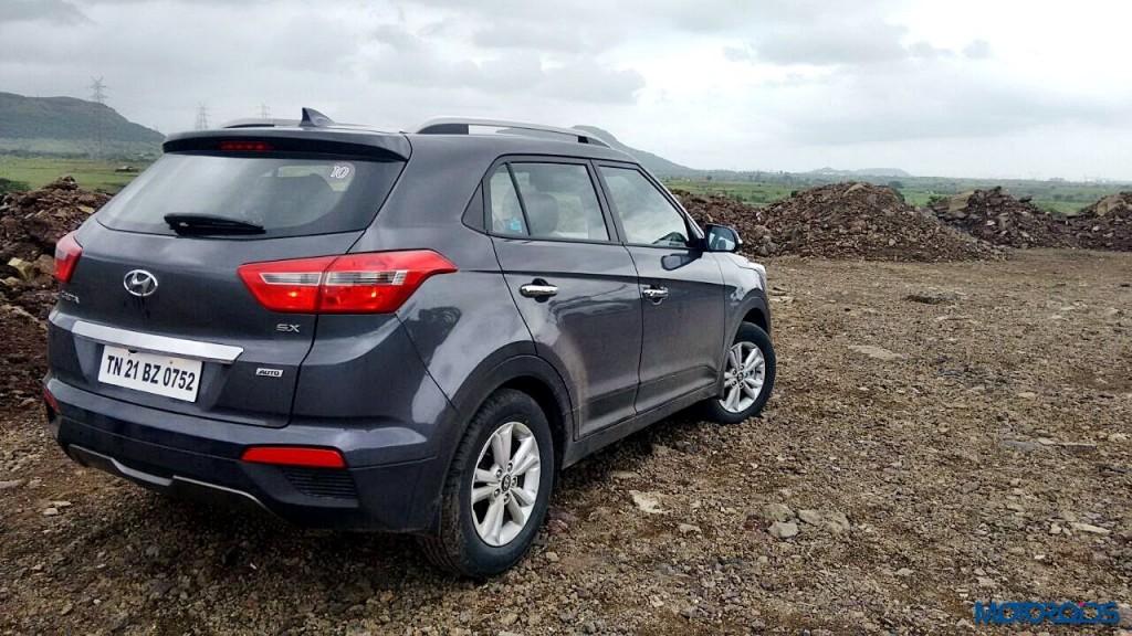 Hyundai Creta rear (2)