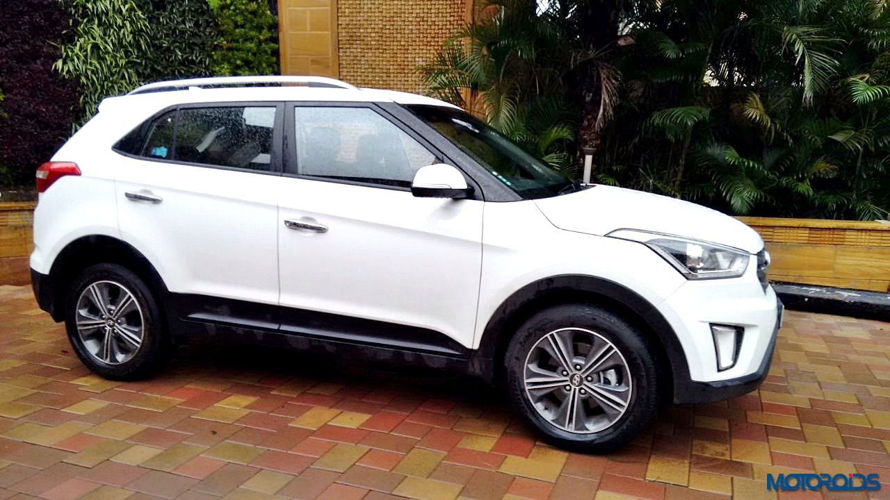 Hyundai Creta Exterior And Interior Detailed Image Gallery