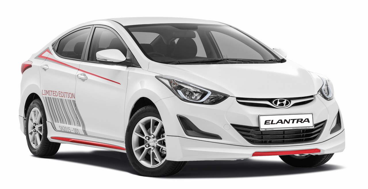 hyundai launches elantra sport edition in malaysia only 999 units will be made motoroids. Black Bedroom Furniture Sets. Home Design Ideas