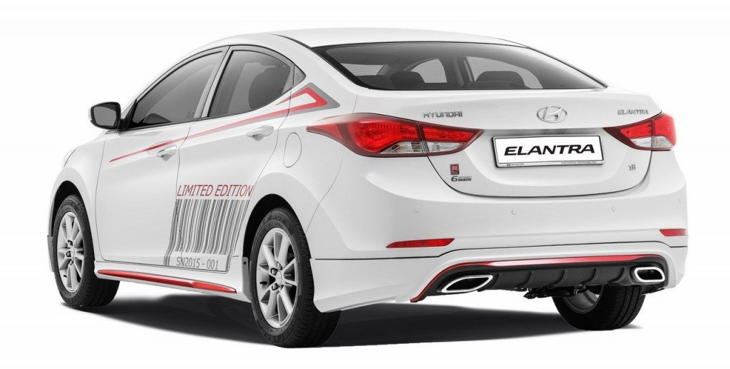 Hyundai Launches Elantra Sport Edition In Malaysia Only