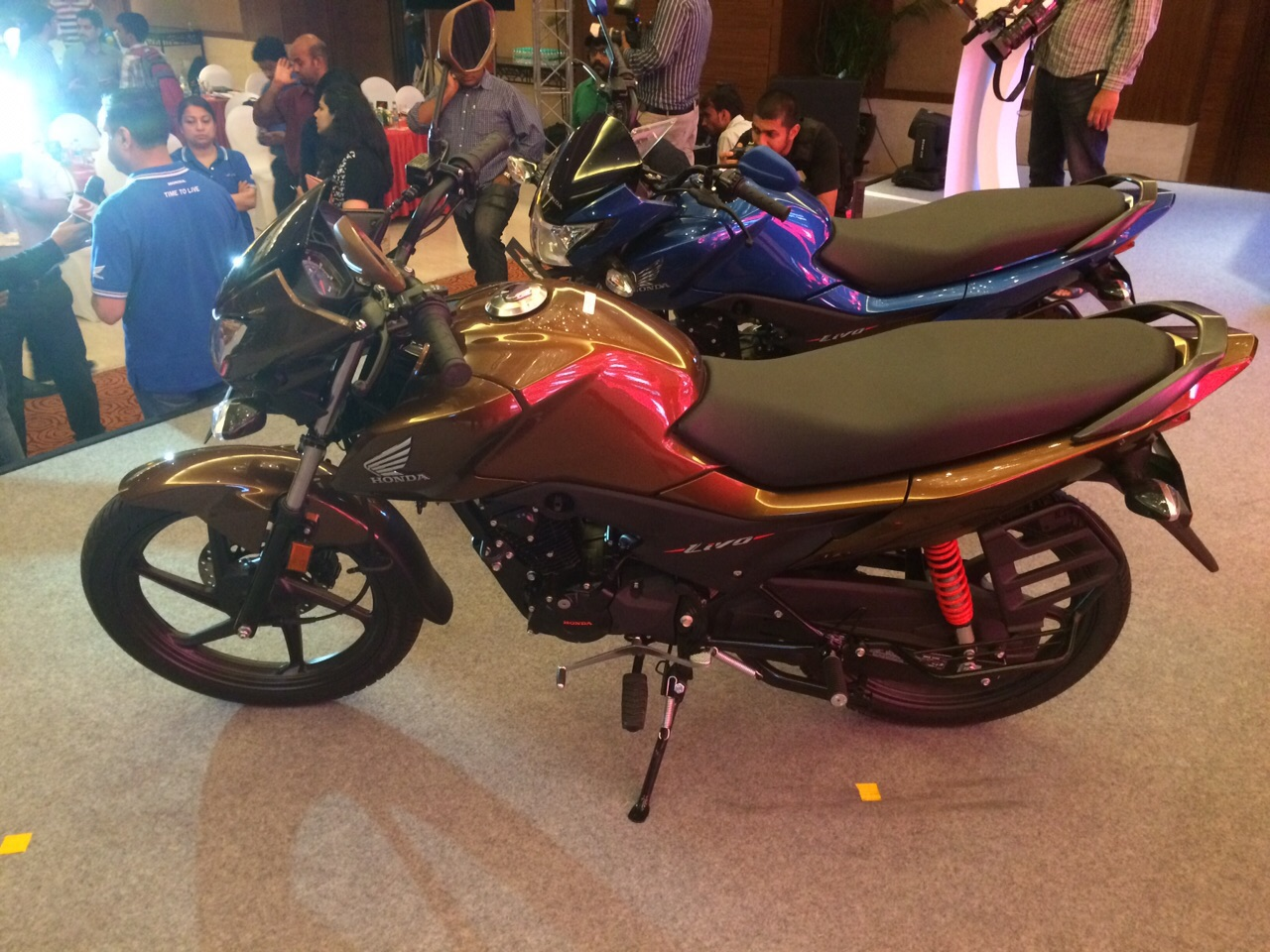 Honda Livo Launched In India Price Specs Images And