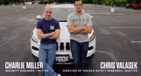 Jeep remotely hacked