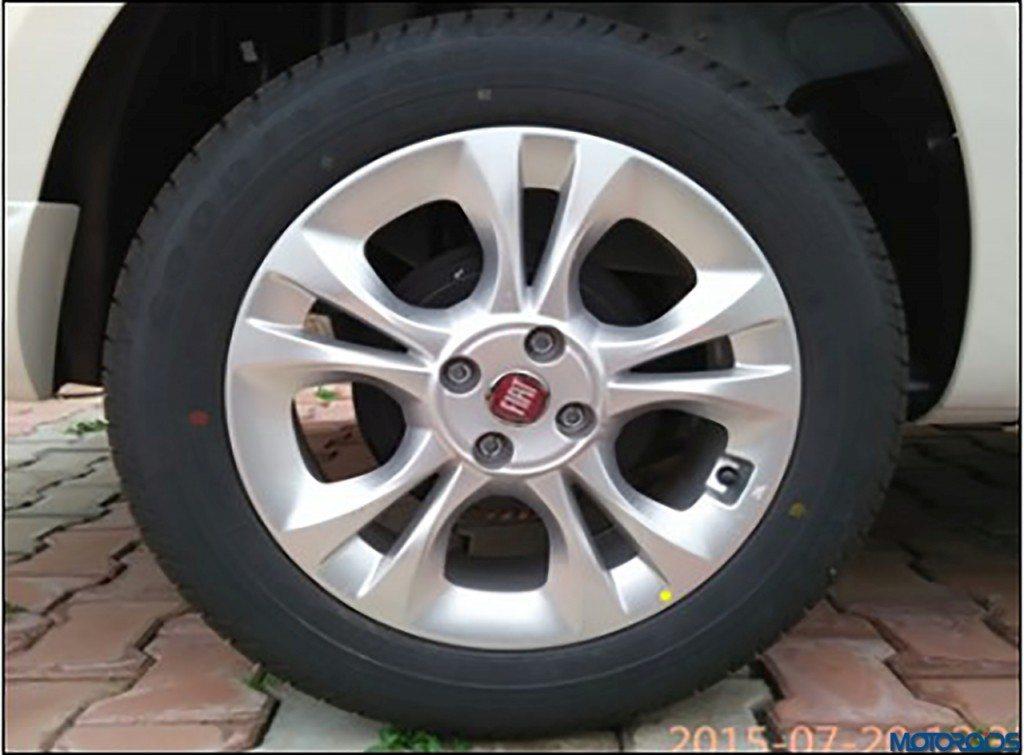 Linea Elegante alloy wheel
