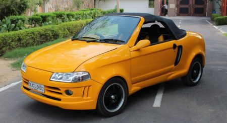 Maruti 800 Convertible by JS Design (6)