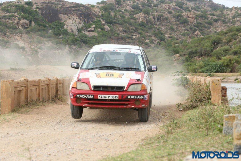 Maruti Suzuki Dakshin Dare Rally2014 (1)