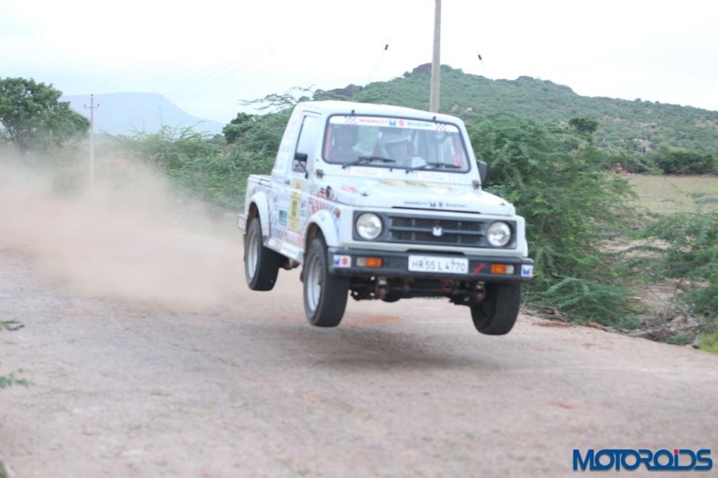 Maruti Suzuki Dakshin Dare Rally2014 (2)