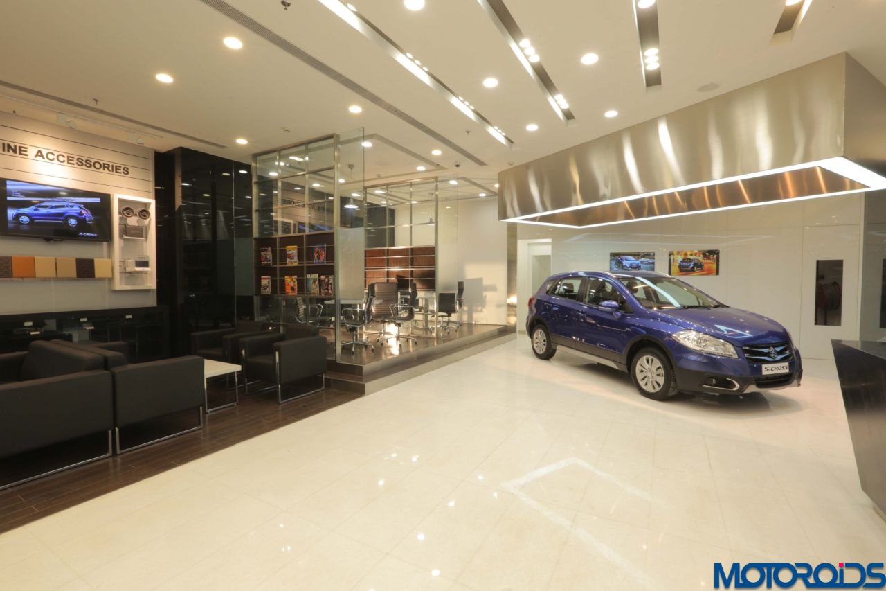 Maruti Suzuki Nexa Showrooms Launched In India Here S All You