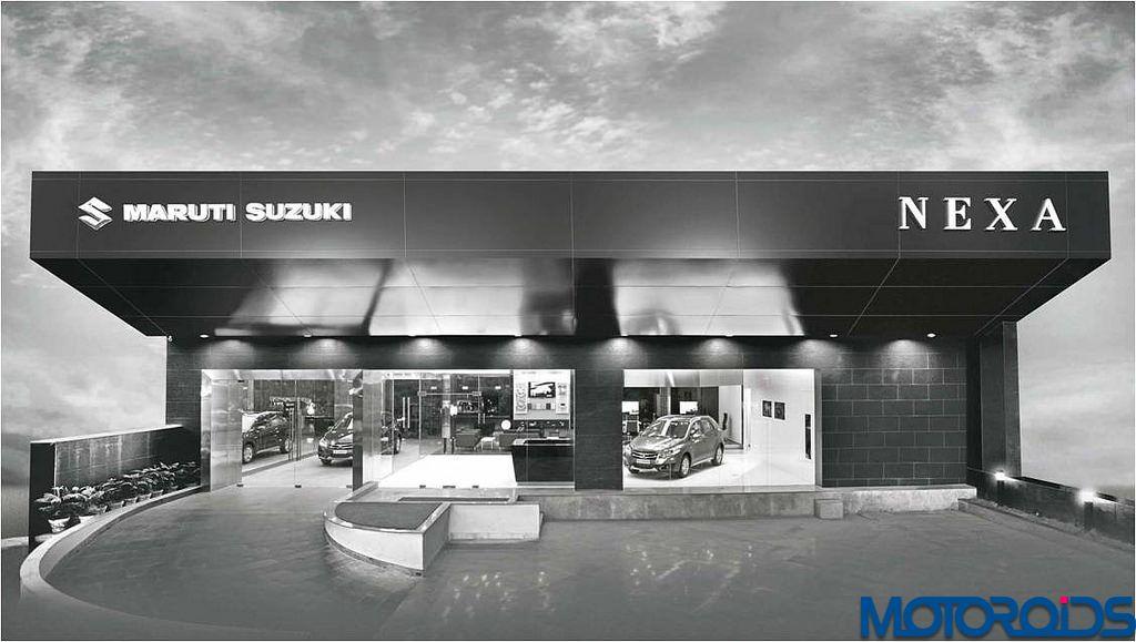 Maruti Suzuki NEXA showroom interior (2)