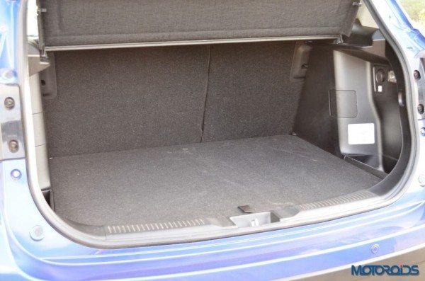 Maruti Suzuki S-Cross Boot Space (1)