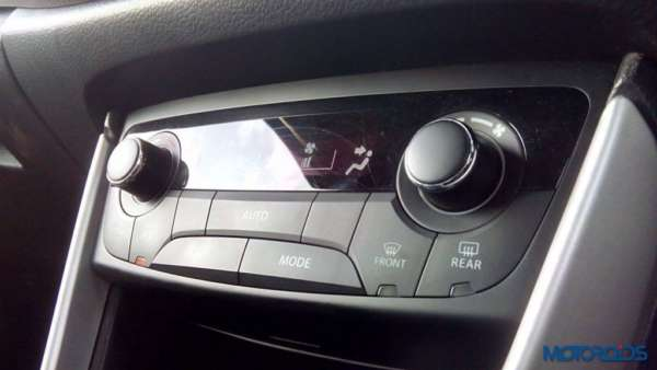 Maruti Suzuki S-Cross Interior - Details (3)