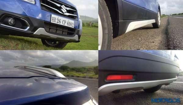Maruti Suzuki S-Cross Skid Plates