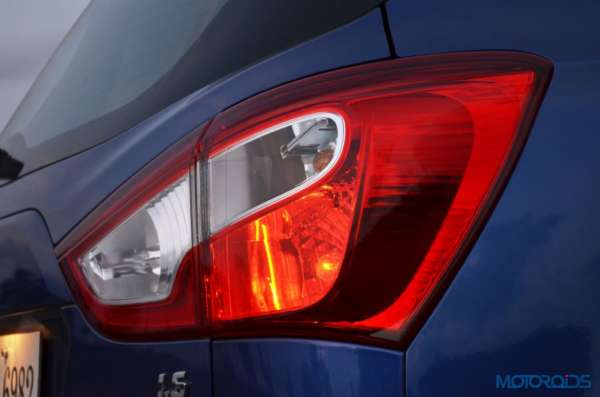 Maruti Suzuki S-Cross tail lamp