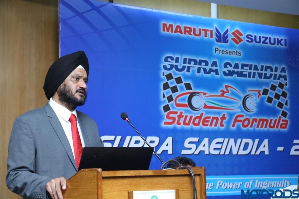 Maruti Suzuki SUPRA SAE India 2015 (3)
