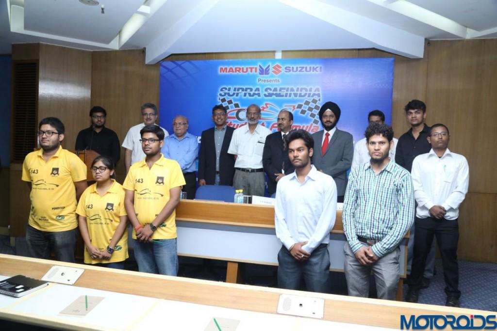 Maruti Suzuki SUPRA SAE India 2015 (4)