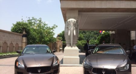 Maserati Quattroporte and Ghibli Indian re-launch