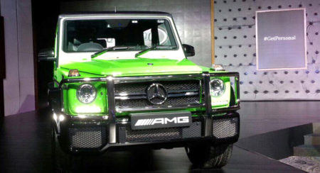 Mercedes-AMG G 63 'Crazy Colour' (2)