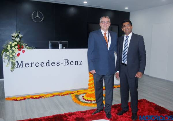 Mercedes-Benz Research and Development India (MBRDI) Pune facility (1)