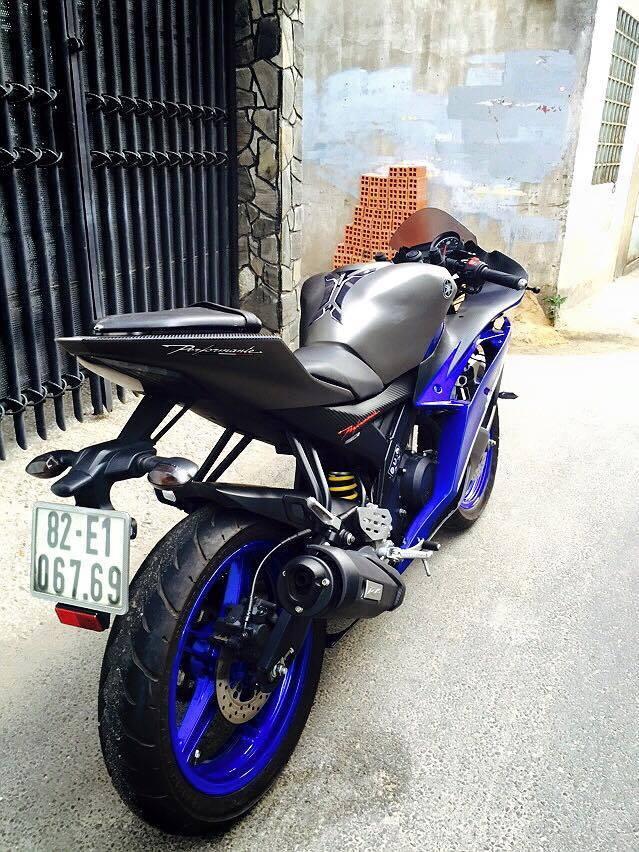 Modified Yamaha YZF-R15 - 5