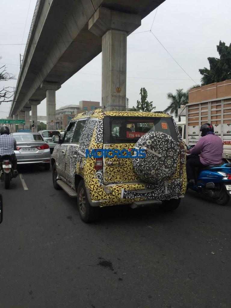 Motoroids Exclusive - Mahindra Supro - Bolero Successor (2)