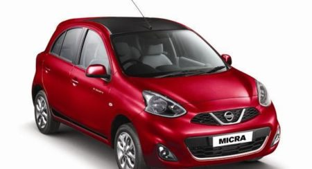 Nissan Micra X-Shift launched (1)