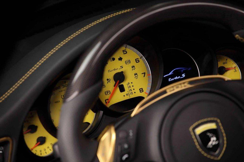 Porsche 991 GTR Carbon Edition by TOPCAR instruments