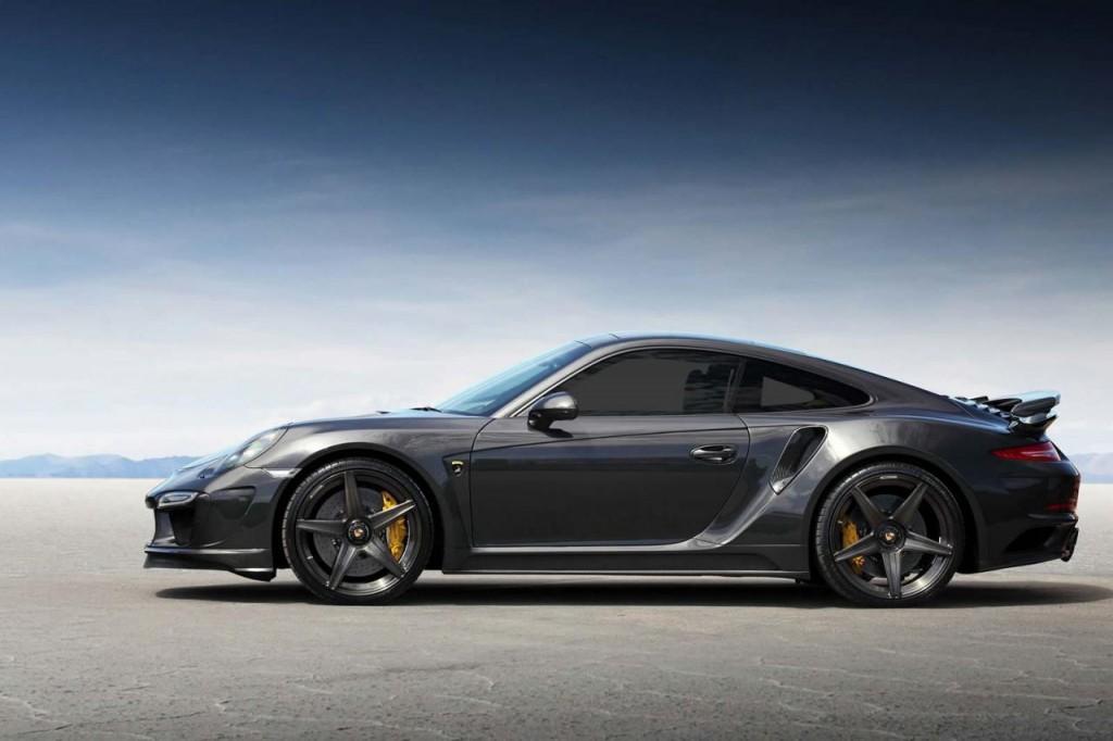 Porsche 991 GTR Carbon Edition by TOPCAR side