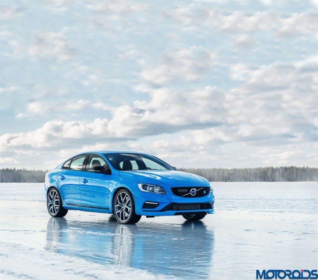 S60 Blue - Front
