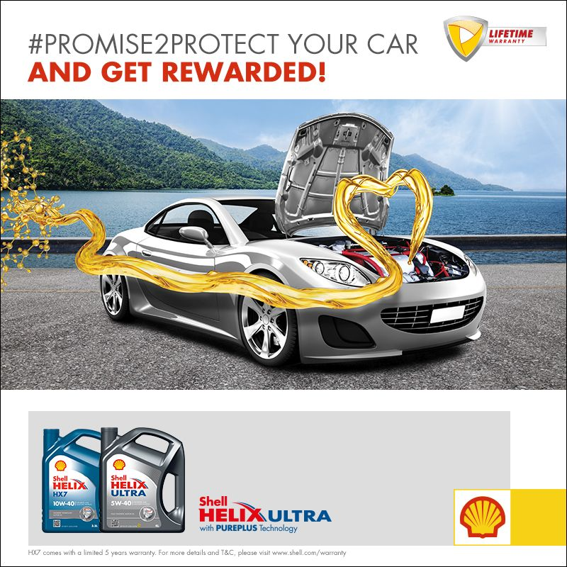 Shell Promise2Protect contest - Facebook Post