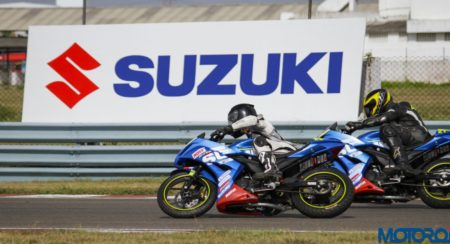 Suzuki India conducts second innings of the 2015 Gixxer Cup Championship