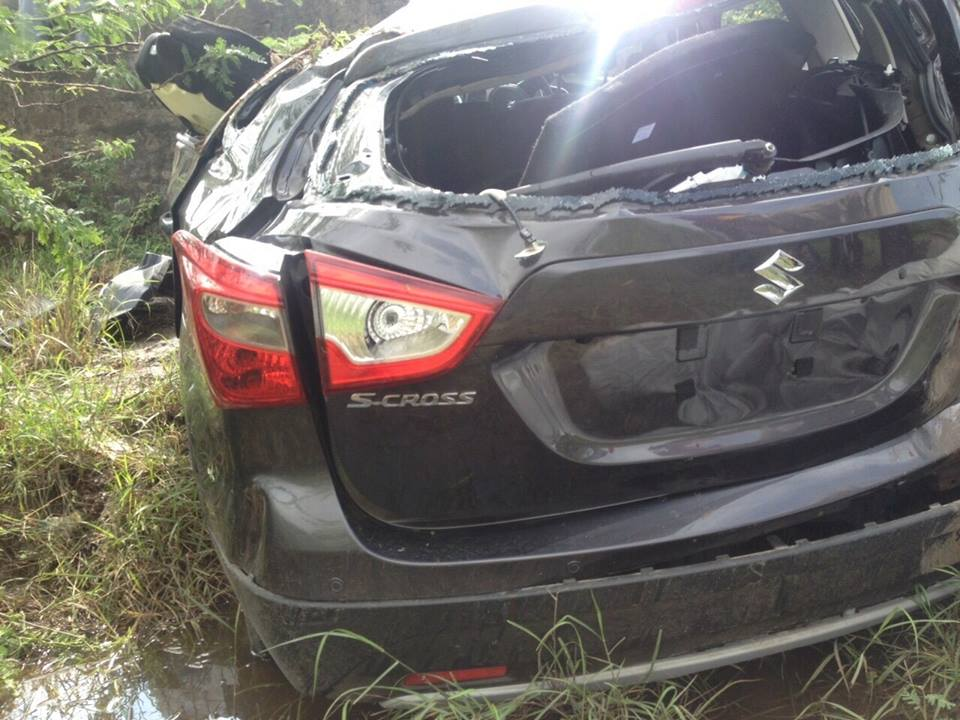 Car Seat After Car Accident