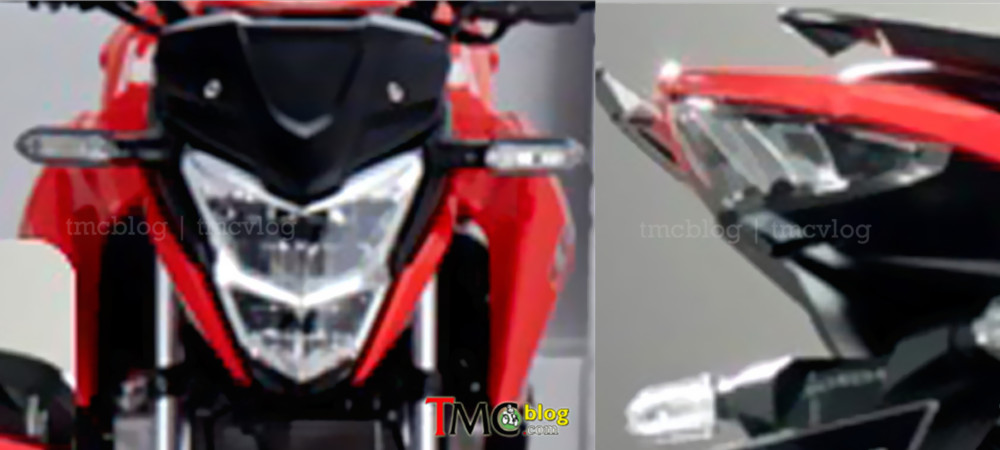 Upcoming-2016-Honda-CB150R- Leaked Images - 1