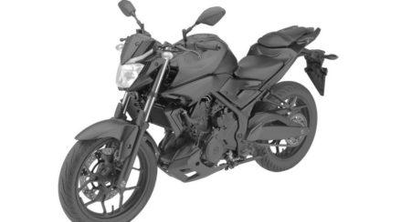 Yamaha MT-03 Leaked Patents - 4