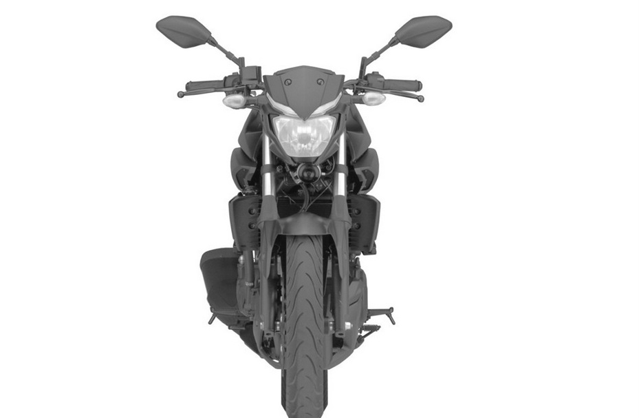 Yamaha MT-03 Leaked Patents - 5