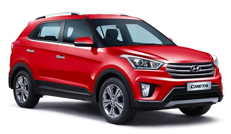 Hyundai Creta 1.6 CRDi Diesel AT / MT first driving ...