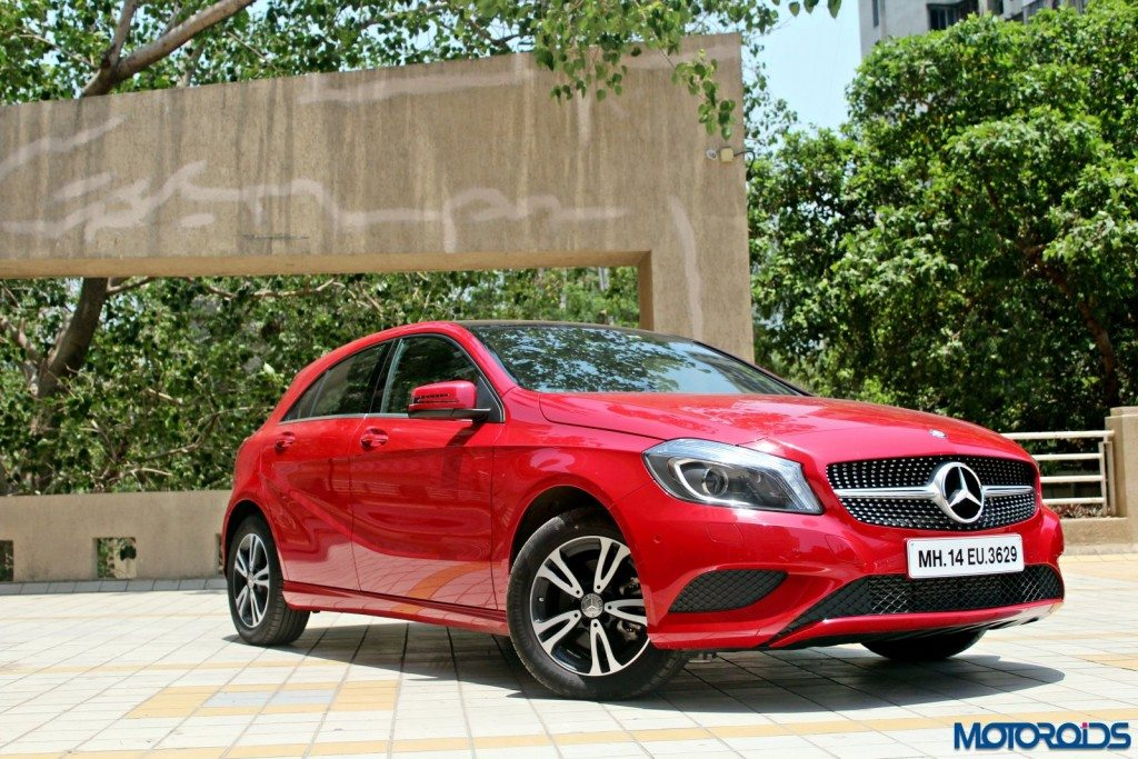 new 2015 A200 CDI front (1)