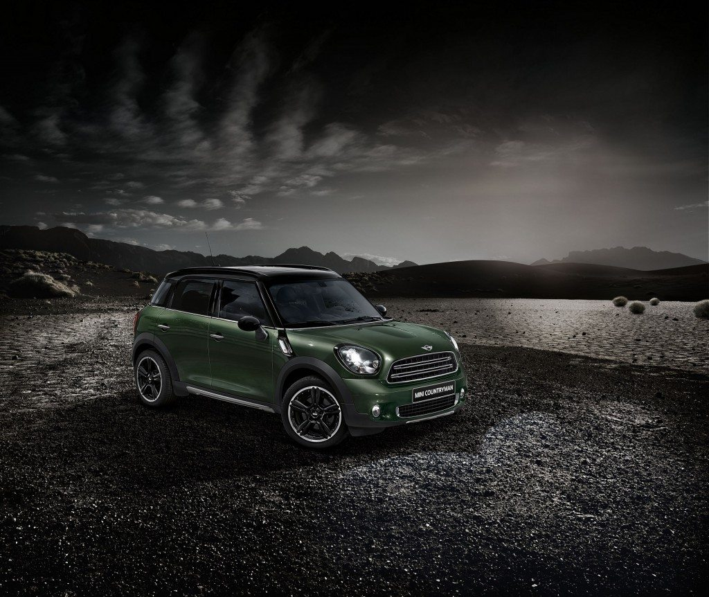 03 The new MINI Countryman