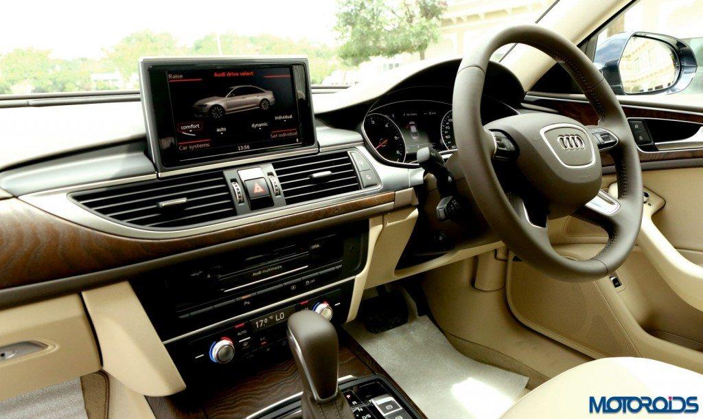2015 Audi A6 Matrix India review (10)