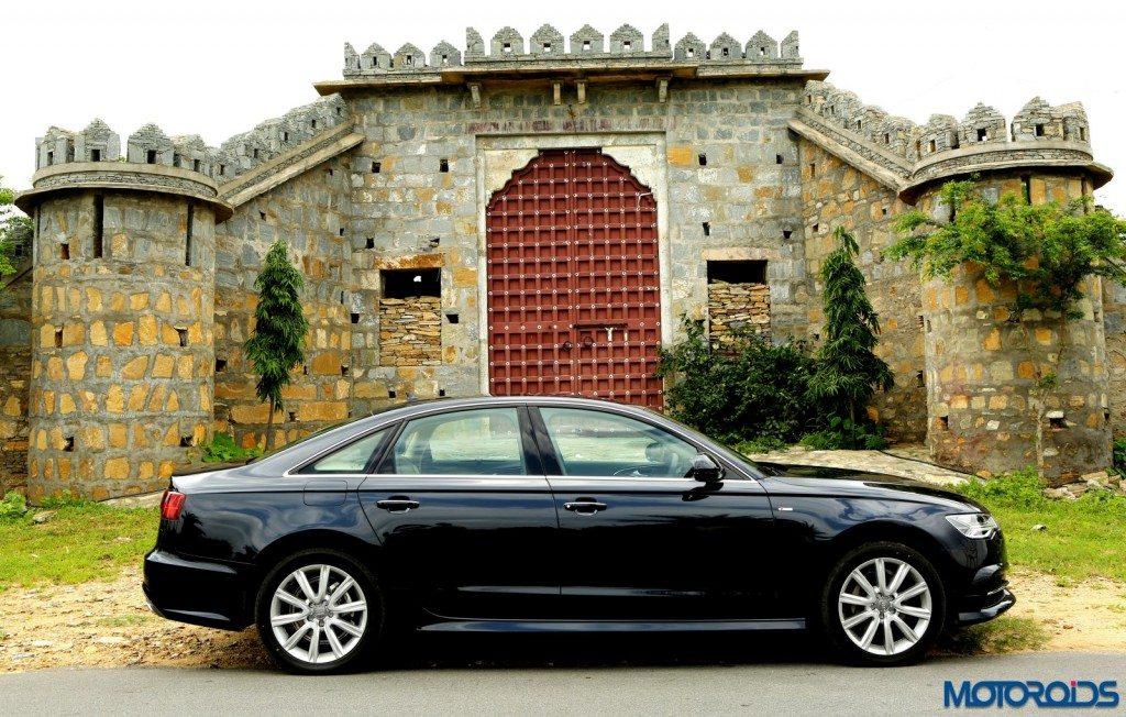 2015 Audi A6 Matrix India review (12)
