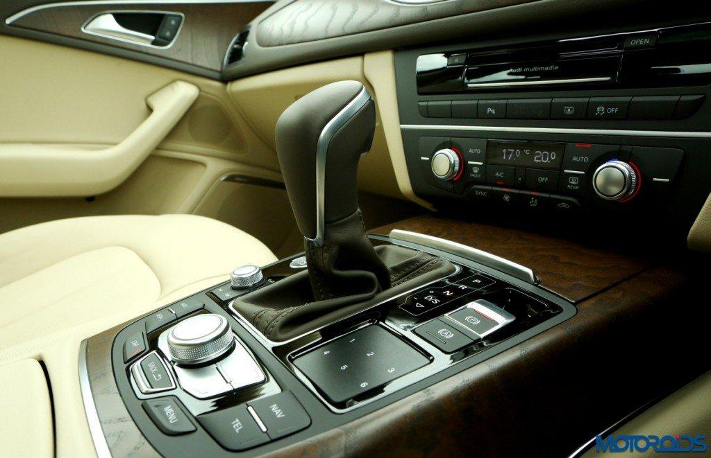 2015 Audi A6 Matrix facelift Interior details (2)