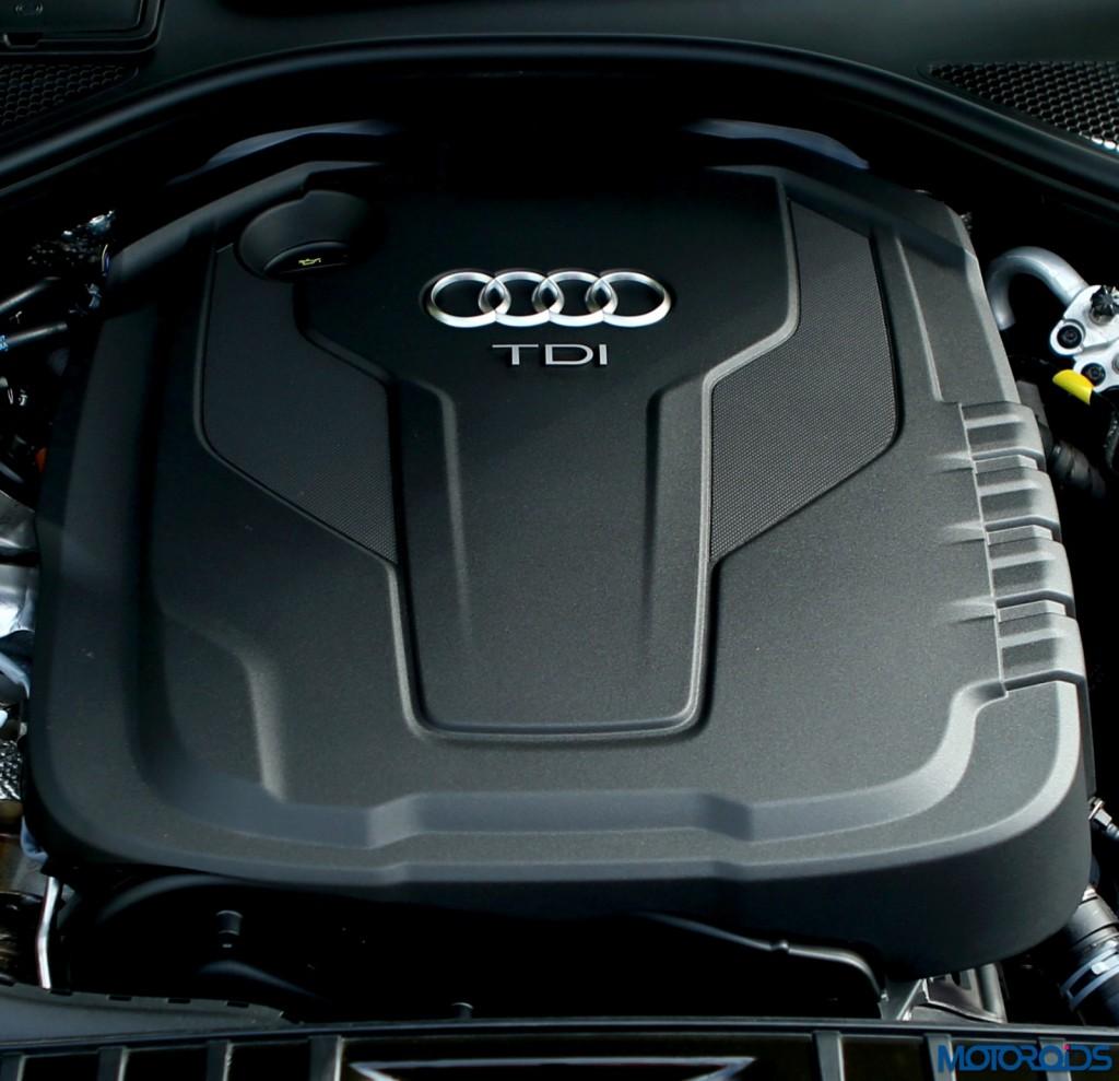 2015 Audi A6 Matrix facelift engine