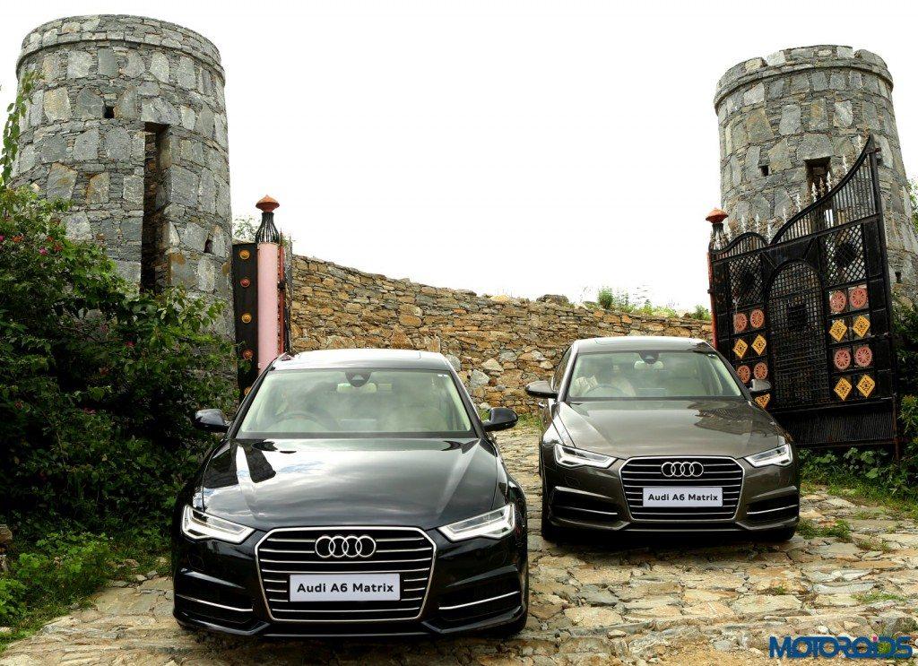 2015 Audi A6 Matrix facelift front (2)